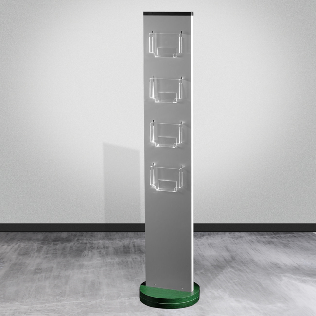 Espositore da terra in plexiglass e legno ricerca 1 - Porta tv da terra ...