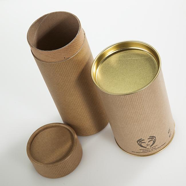 Tubo in cartone avana tubi rigidi rivestiti for Tubi in cartone