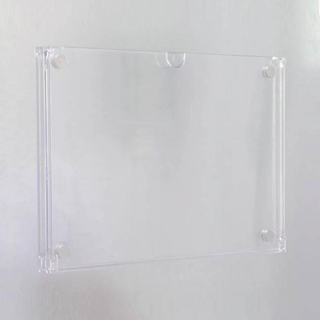 Amato targhe in plexiglass da parete ricerca, 1 IG82