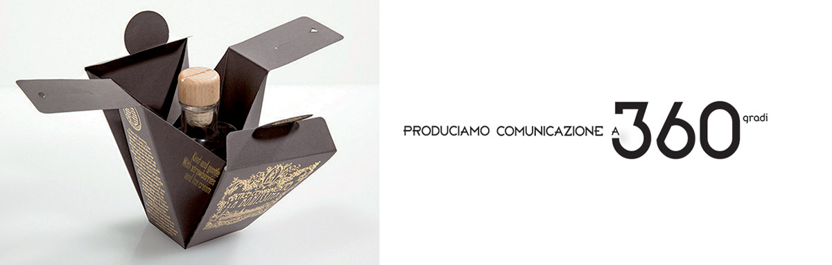 Packaging e accessori